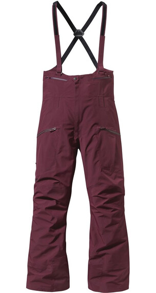Patagonia M's PowSlayer Bibs Dark Currant
